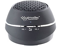 "simvalley DECT-Freisprech-Box ""FNF-920.bt"" mit Bluetooth"