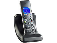 simvalley communications DECT-Schnurlostelefon FNT-1088.bt, GAP & Bluetooth